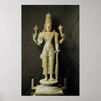 Vishnu, último Chola Póster