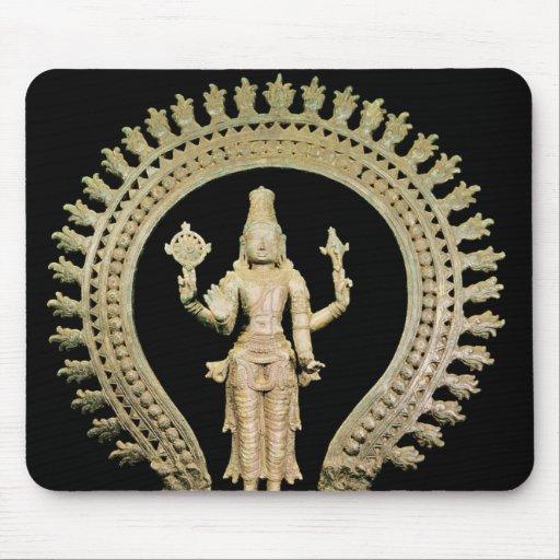 Vishnu, último Chola Tapetes De Ratón