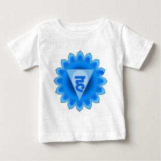 Vishuddha The Throat Chakra Baby T-Shirt