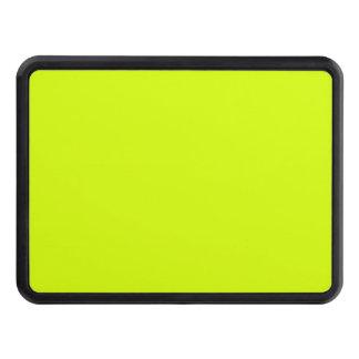 Visibilidad amarilla, alta de neón chartreuse tapas de tráiler