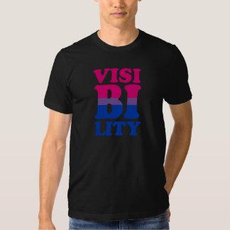 Visibilidad bisexual remeras