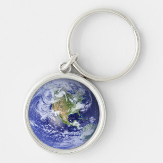 Visible Earth: The Blue Marble Keychain