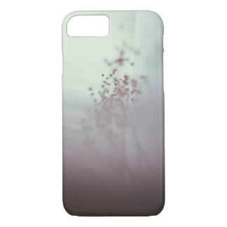 Visible / Invisible Pink Purple Floral iPhone 7 Case