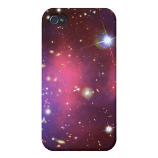 Visible-Light and X-Ray Composite Image of Galaxy Case For iPhone 4