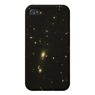 Visible-Light Image of Galaxy Cluster MS 0735 Covers For iPhone 4