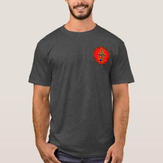 Visigoth Red Blue & Gold Seal Shirt