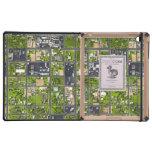 Visión aérea - iPad fundas