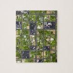Visión aérea - puzzles con fotos