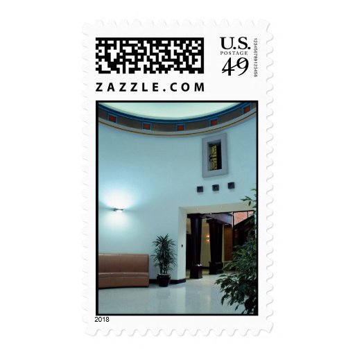 Visión arquitectónica interior sellos
