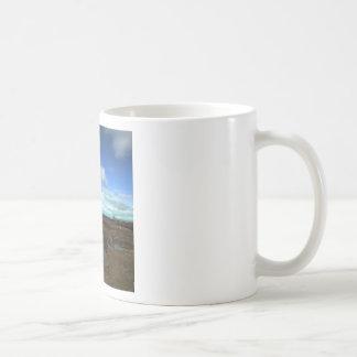 Visión ártica taza básica blanca
