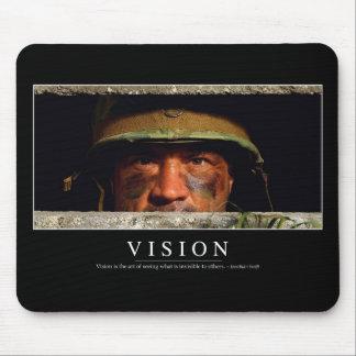Vision: Cita inspirada Tapete De Ratones
