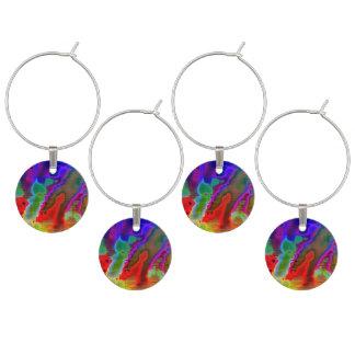 visión colorida identificadores de copas