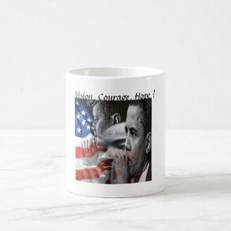 Vision, Courage, Hope !, Vision, Courage, Hope ! Coffee Mug