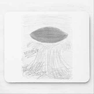 VISION-D8 book edition Mouse Pad