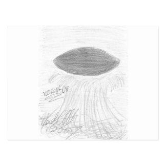 VISION-D8 book edition Postcard
