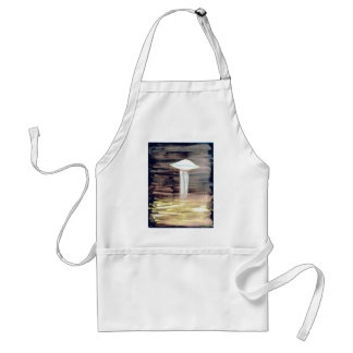 VISION-D8 painting 2 inverted bright Adult Apron