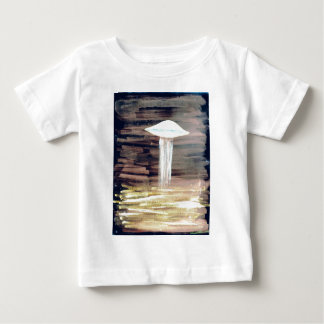 VISION-D8 painting 2 inverted bright Baby T-Shirt