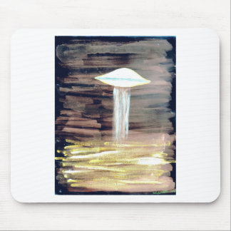 VISION-D8 painting 2 inverted bright Mouse Pad