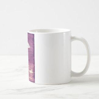VISION-D8 painting blue green hue inverted Coffee Mug