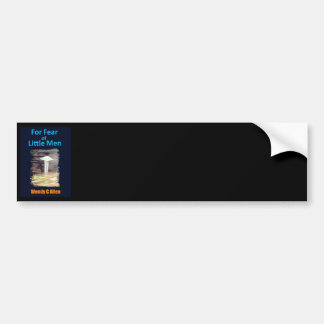 VISION-D8 painting book front cover titled Car Bumper Sticker