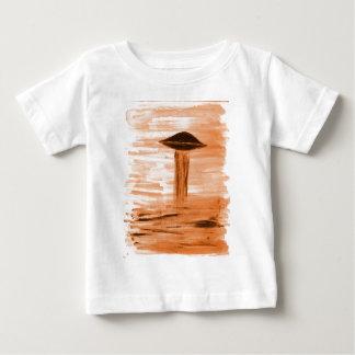 VISION-D8 painting gold hue Baby T-Shirt