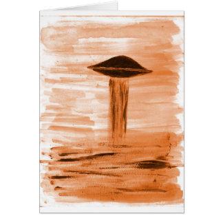 VISION-D8 painting gold hue Card