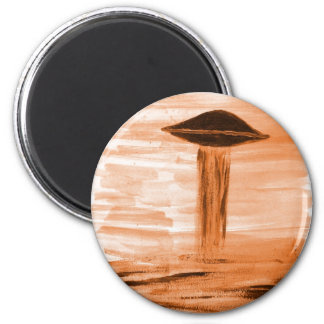 VISION-D8 painting gold hue Magnet