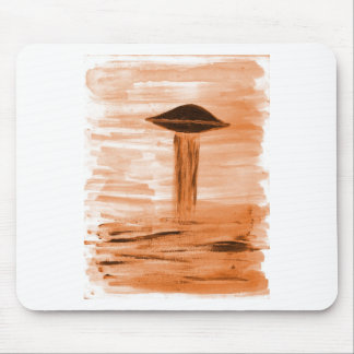 VISION-D8 painting gold hue Mouse Pad
