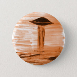 VISION-D8 painting gold hue Pinback Button
