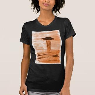 VISION-D8 painting gold hue Shirt