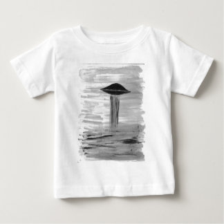VISION-D8 painting grayscale book ed Baby T-Shirt