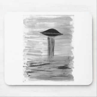 VISION-D8 painting grayscale book ed Mouse Pad