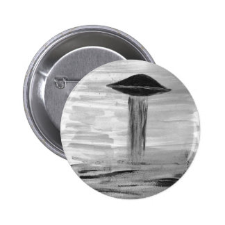 VISION-D8 painting grayscale book ed Pinback Button