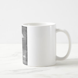 VISION-D8 painting grayscale inverted Coffee Mug