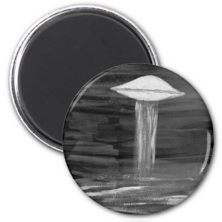 VISION-D8 painting grayscale inverted Magnet