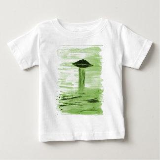 VISION-D8 painting green hue Baby T-Shirt