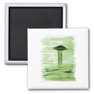 VISION-D8 painting green hue Magnet