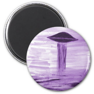 VISION-D8 painting purple hue Magnet