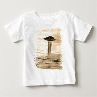VISION-D8 painting sepia Baby T-Shirt