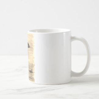 VISION-D8 painting sepia Coffee Mug