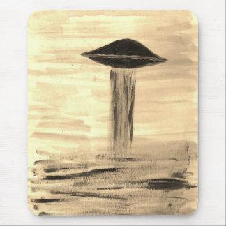 VISION-D8 painting sepia Mousepad