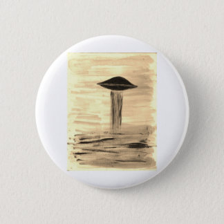VISION-D8 painting sepia Pinback Button