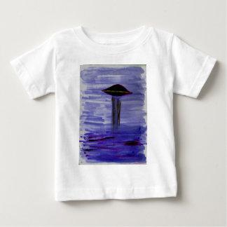 VISION-D8 painting violet hue Baby T-Shirt
