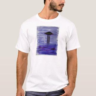 VISION-D8 painting violet hue T-Shirt