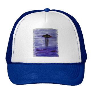 VISION-D8 painting violet hue Trucker Hat