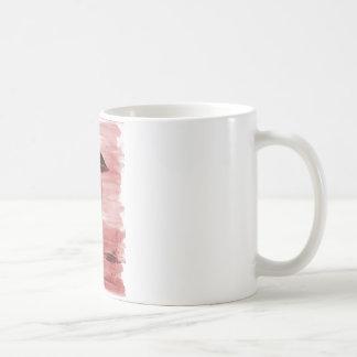 VISION-D8 que pinta la tonalidad de Borgoña Taza De Café