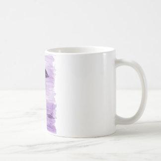 VISION-D8 que pinta tonalidad púrpura Taza De Café