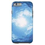 Visión de debajo el agua funda de iPhone 6 tough