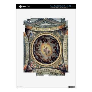 Vision de St. John en Patmos, 1520-23 (fresco) iPad 3 Pegatinas Skins