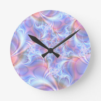 Vision del reloj de pared del arte de la alegría